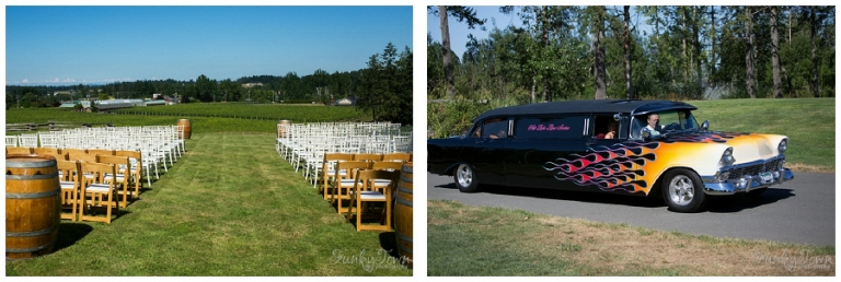 Saanich church and state winery b.c. wedding photos