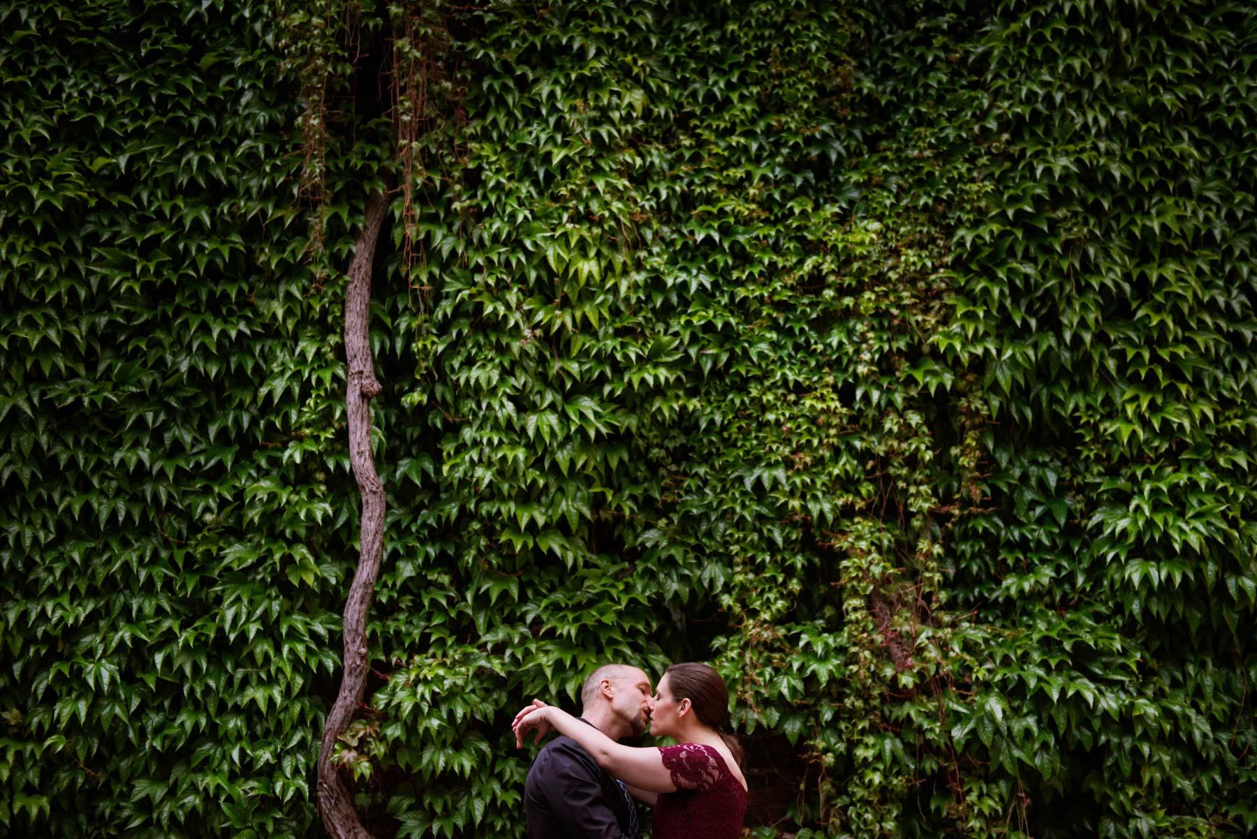 Engagement Portraits Bastion Square Victoria BC