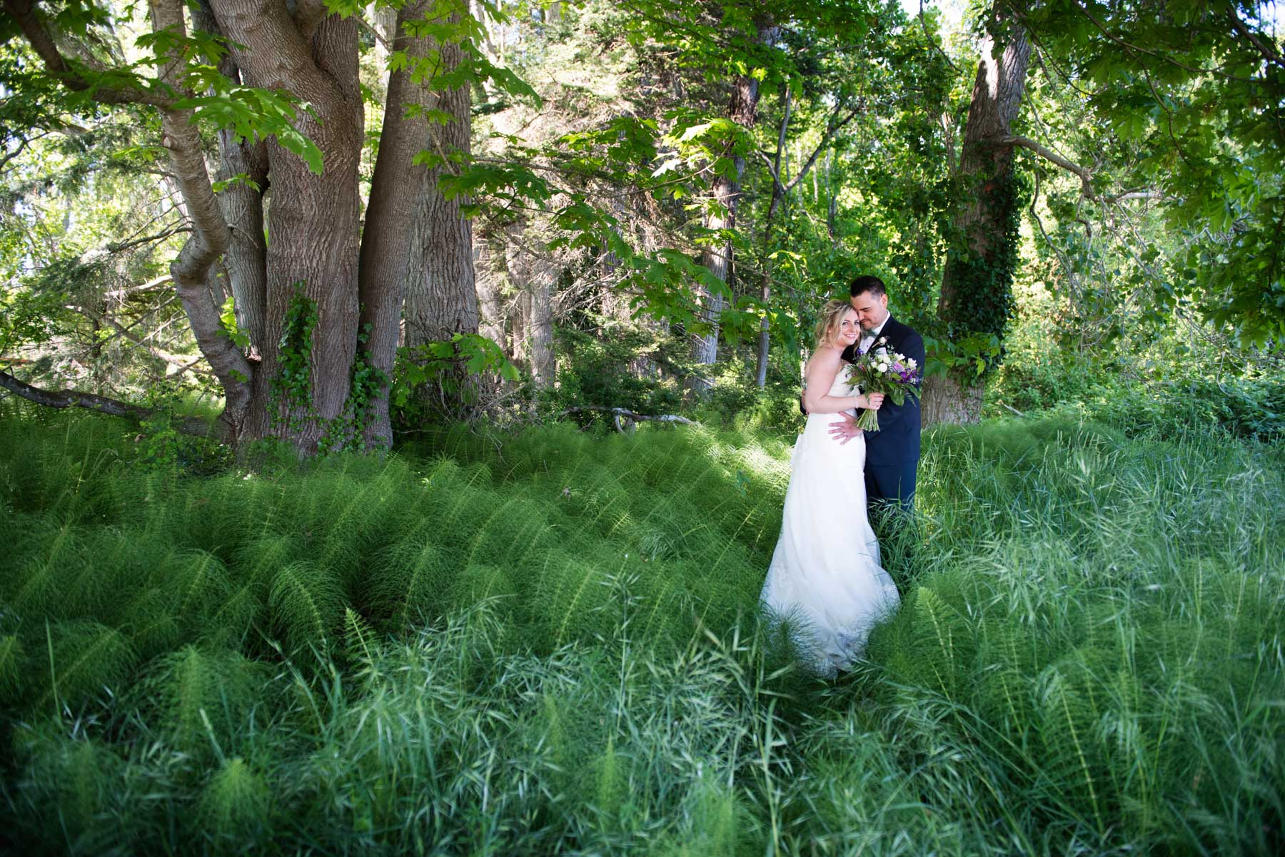 Wedding Photography Blue Heron House Royal Roads, Centennial Park and Saanich Fairgrounds Victoria BC by FunkyTown Photography