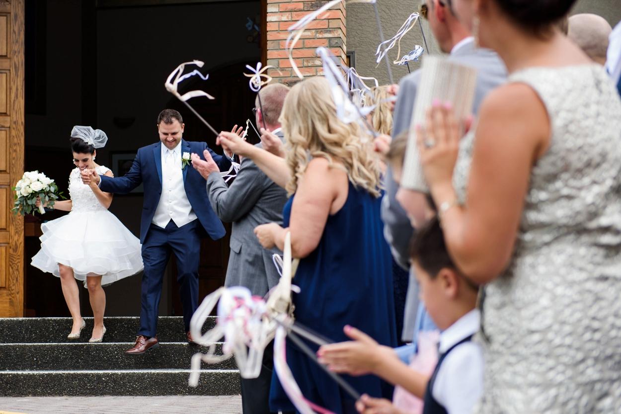 Wedding Parade Victoria BC Photographers