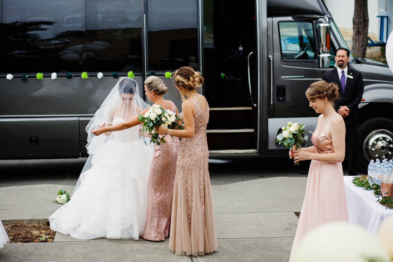 Double Wedding Victoria British Columbia