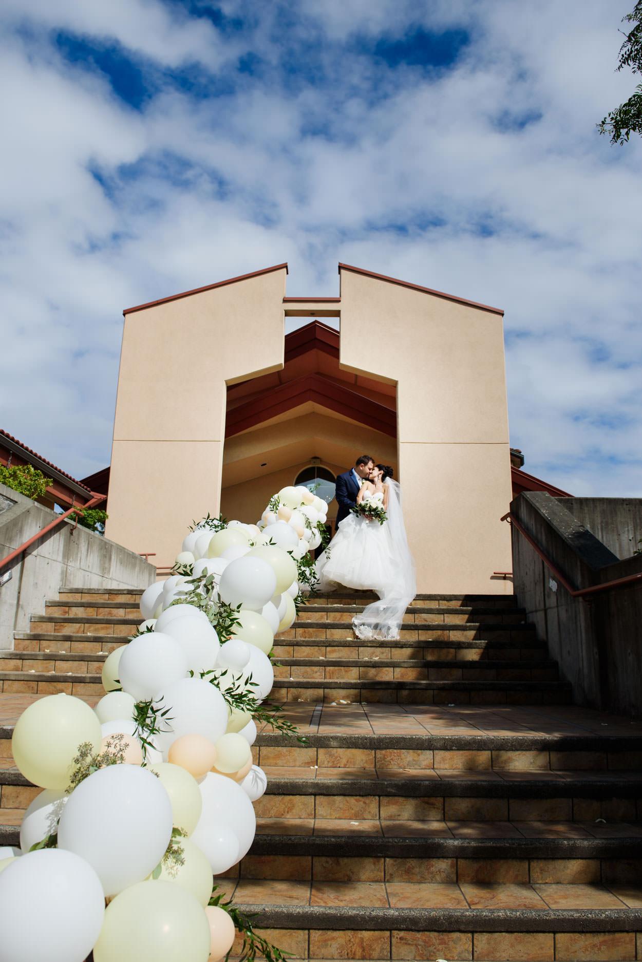Greek Orthodox Wedding // FunkyTown Victoria Wedding Photography