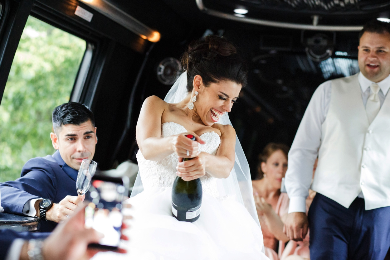 LA Limos // FunkyTown Wedding Photography Victoria BC