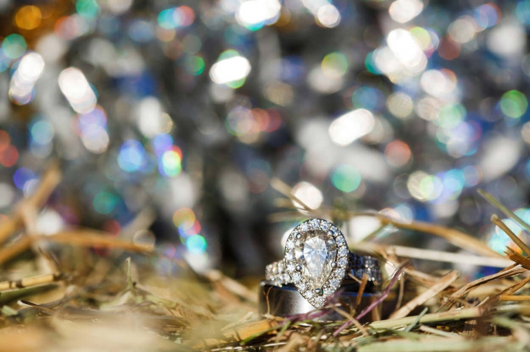 Ring Photo - glamour meets country