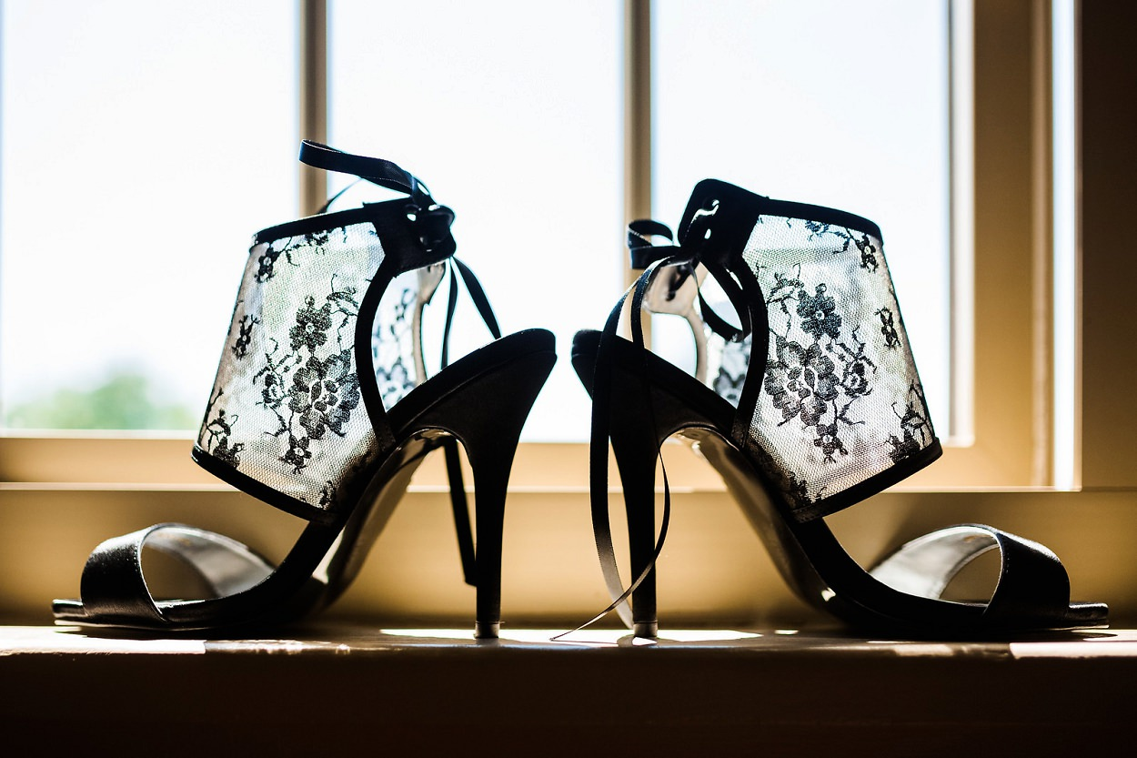Wedding Shoes by DWS