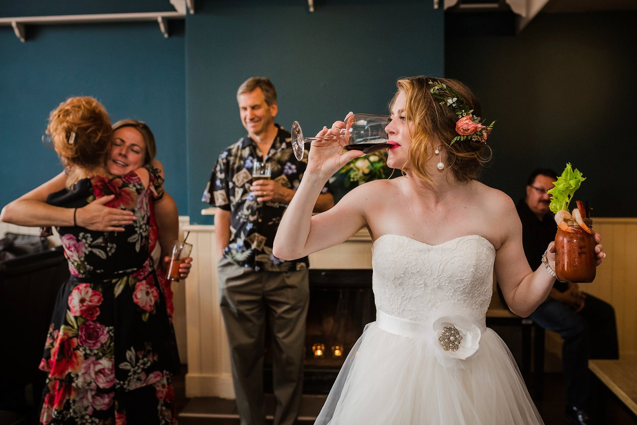 The Guild Wedding Photos - Victoria British Columbia by FunkyTown Photography
