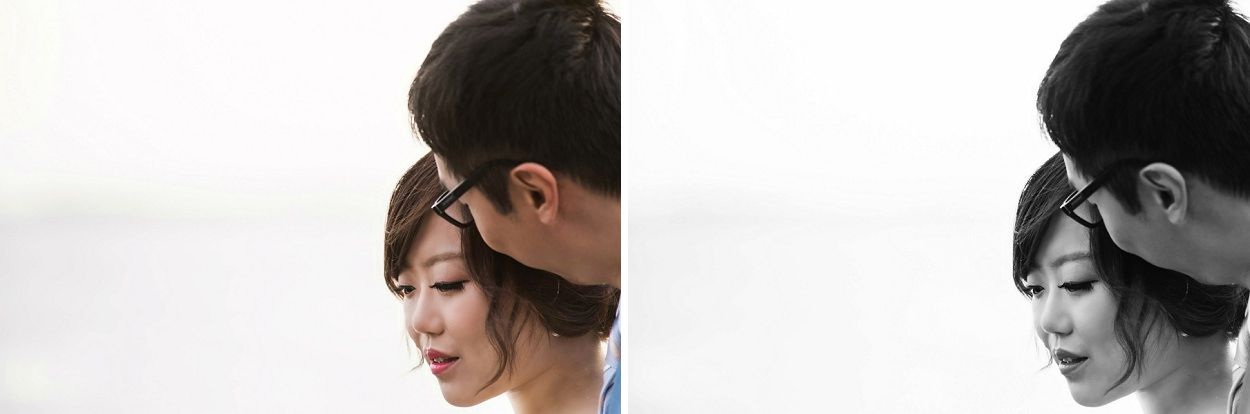 Wedding Photography Victoria BC at Dallas Road and Mount Douglas Park - Yushi & Ren - Photos by FunkyTown Photography
