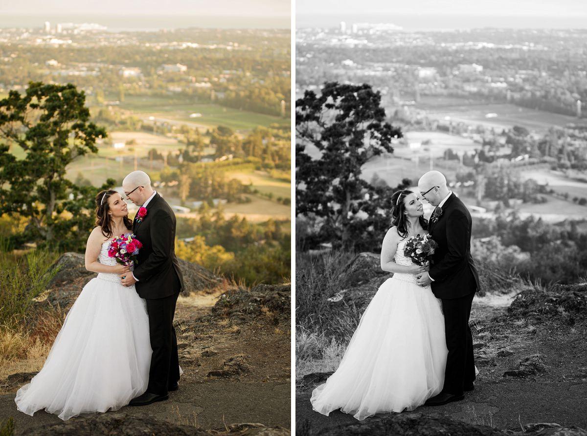 Mount Doug Wedding Portraits by @funkytownphotography