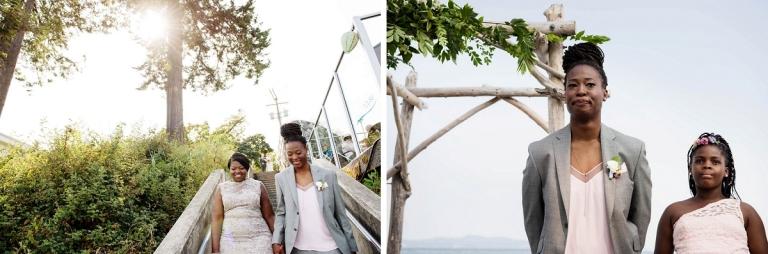 Cadboro Bay The Beach House Wedding by @funkytownphotography