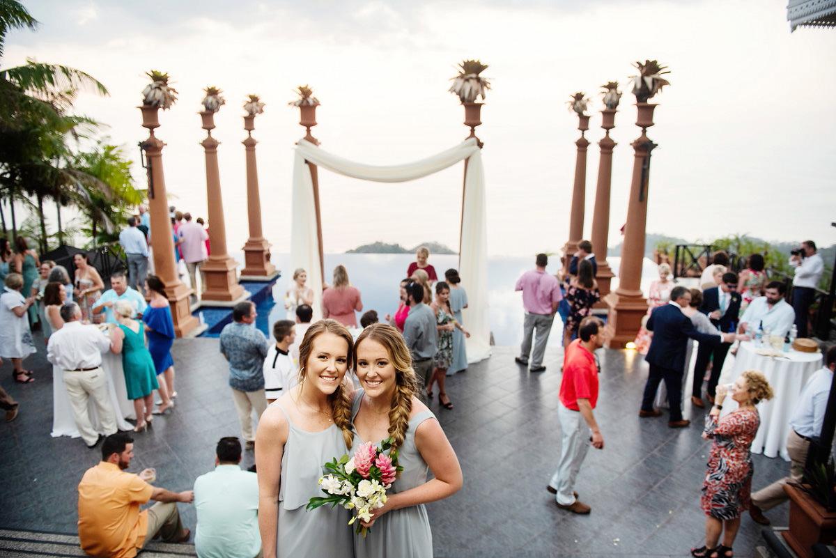 Costa Rica wedding photographer Zephyr Palace