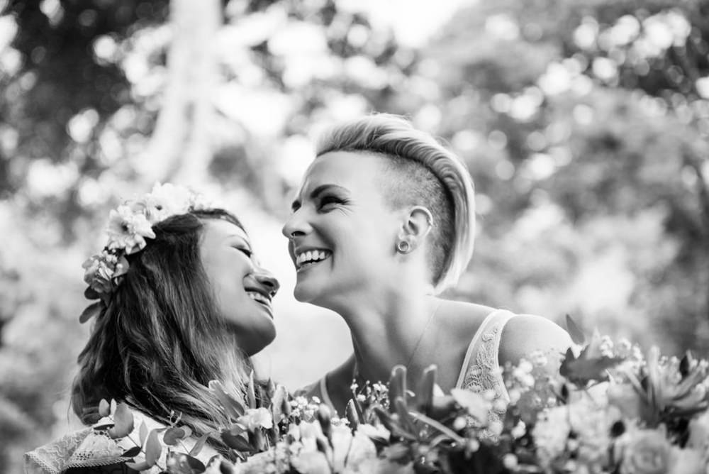WEdding photographers Victoria BC LGBTQ2 friendly