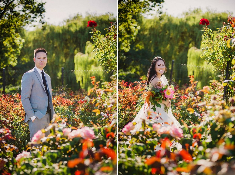 Beacon Hill Park Wedding Photography