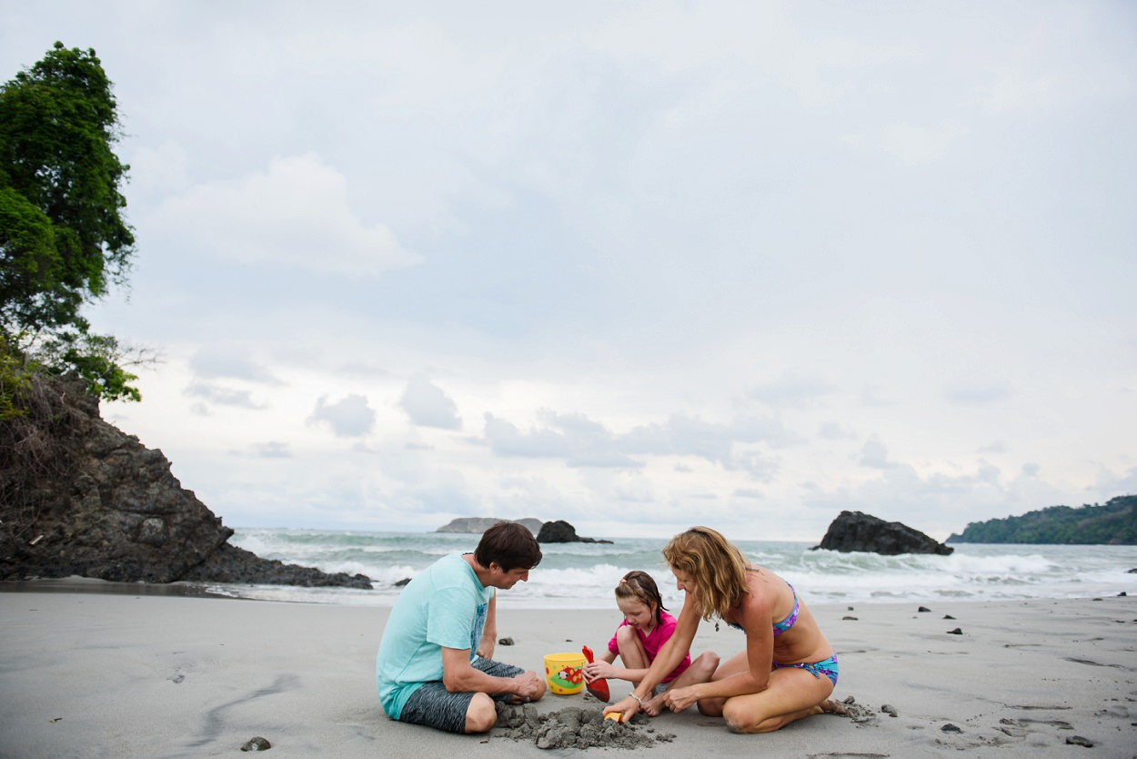 Manuel Antonio Portrait Photographer Christina Craft Family and Children portraiture
