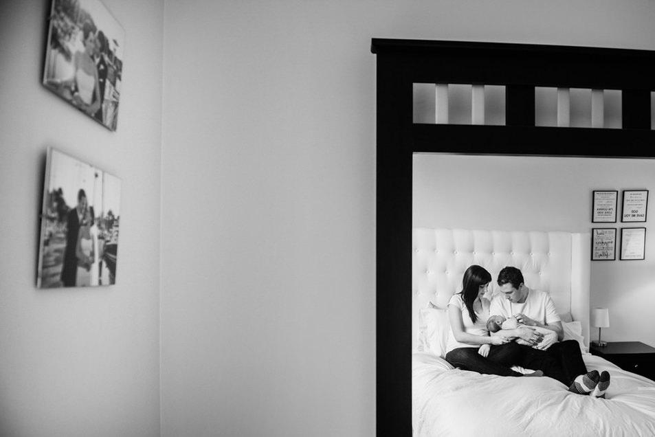 Newborn Portrait Photography Victoria BC