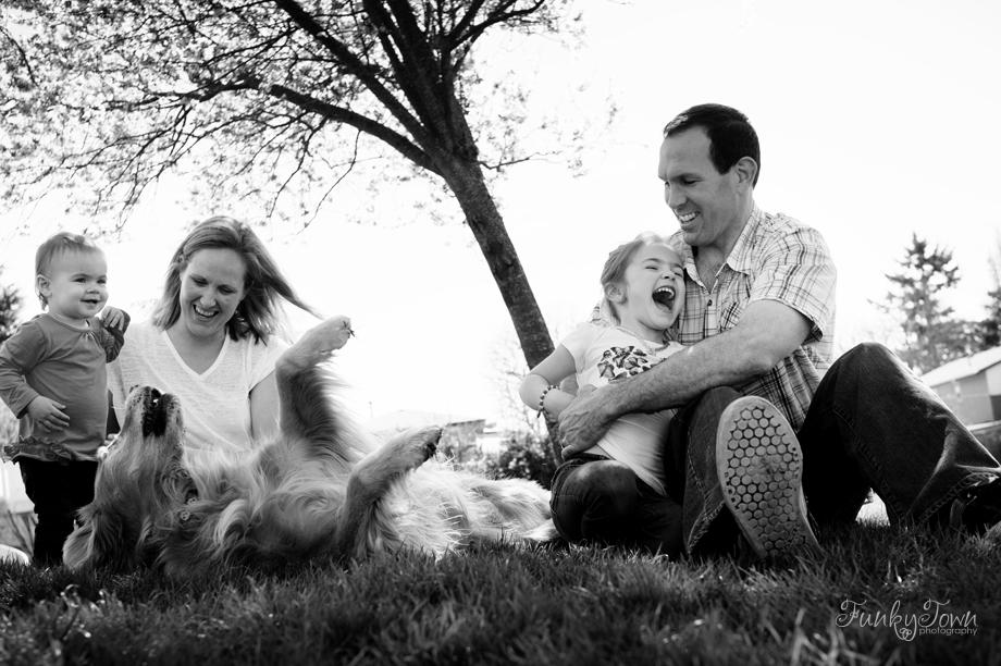 family Portraits Victoria BC