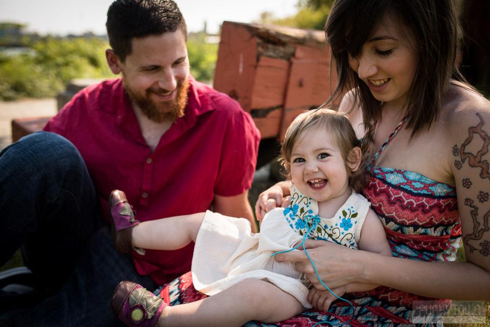Family Portrait Toddler