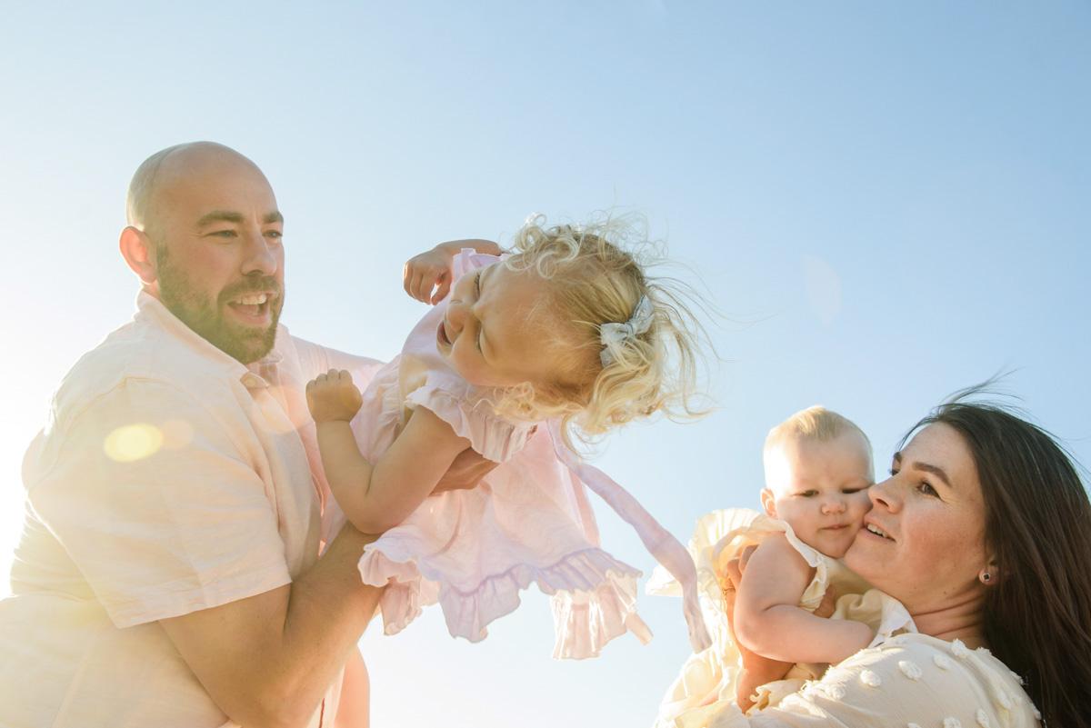 Family Reunion Portrait Photographer Victoria BC