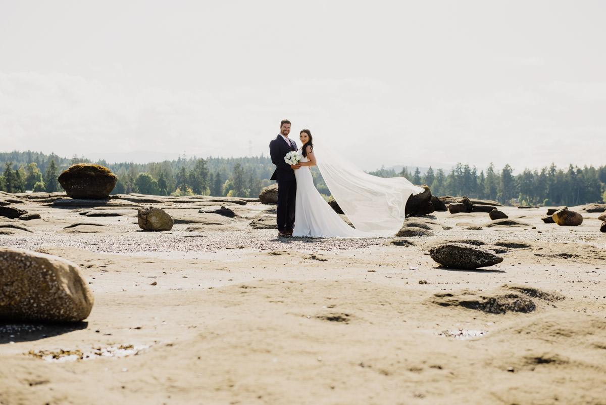 Pacific Shores Resort & Spa Nanoose Bay Parksville Wedding Photography