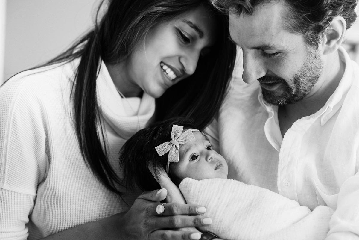 Newborn Portraits Natural and Candid Victoria BC