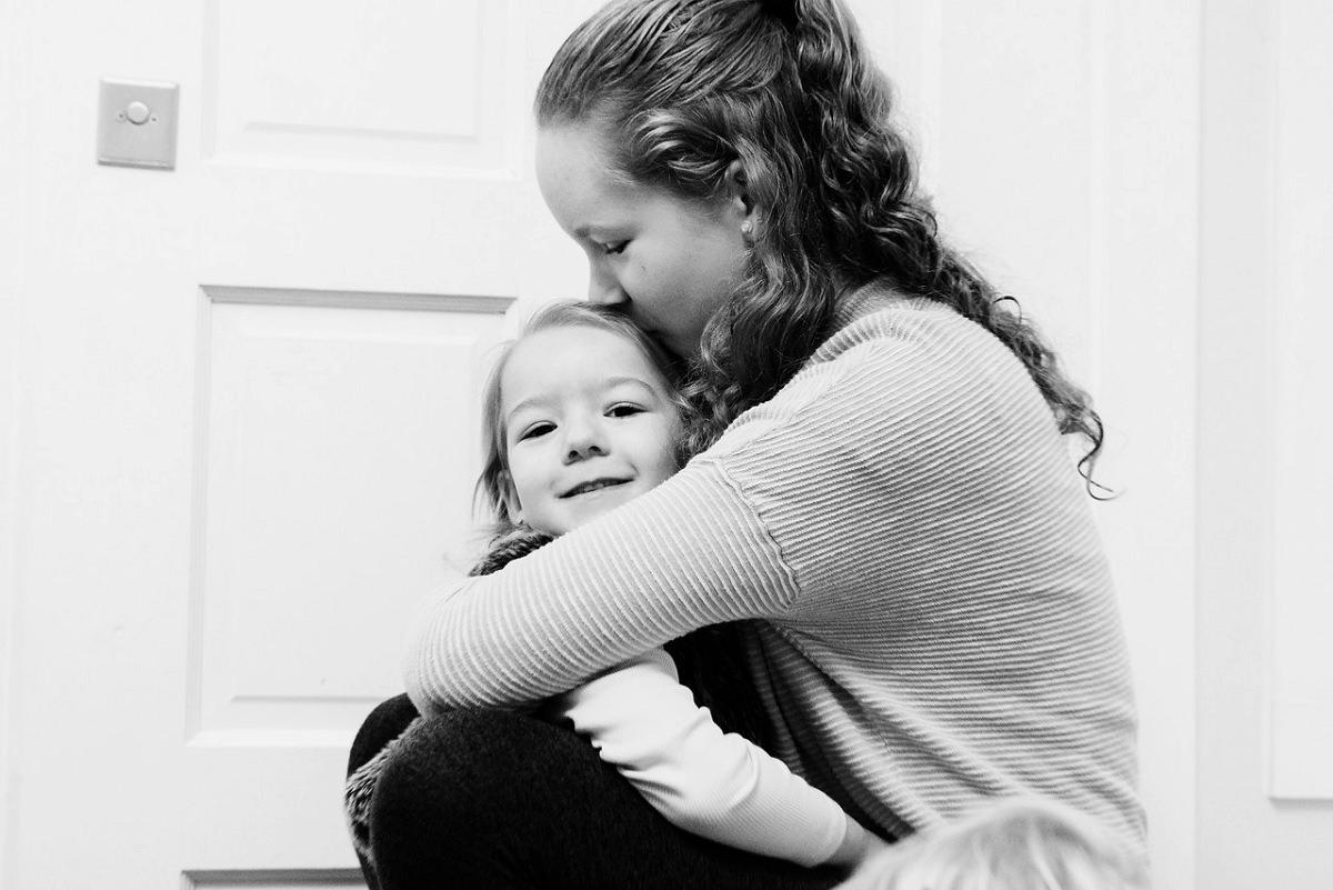 Family lifestyle portrait photography Victoria BC