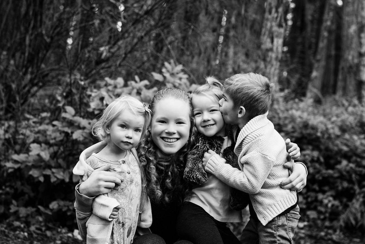 Family Portrait Photographer Victoria BC Lifestyle Family